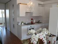 Kuchyňský kout. (Prodej bytu 2+kk v osobním vlastnictví 70 m², Praha 9 - Vysočany)