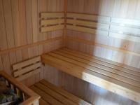 Sauna (Prodej domu v osobním vlastnictví 198 m², Jirny)