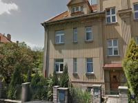 Pohled na dům (Prodej domu v osobním vlastnictví 380 m², Praha 6 - Břevnov)