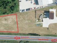 Pronájem pozemku 2500 m², Tuklaty