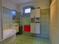 Koupelna v hlavní budově - Prodej zemědělského objektu 1409 m², Radíč