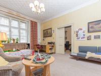 obývací pokoj - Prodej bytu 3+1 v osobním vlastnictví 112 m², Praha 2 - Nové Město