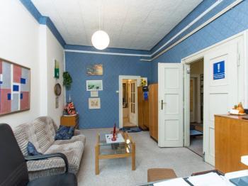 pracovna - Prodej bytu 3+1 v osobním vlastnictví 112 m², Praha 2 - Nové Město