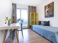 Pracovna - Prodej bytu 3+kk v osobním vlastnictví 108 m², Praha 10 - Malešice