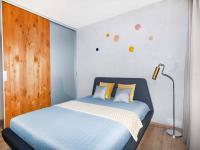 Ložnice 2 - Prodej bytu 3+kk v osobním vlastnictví 108 m², Praha 10 - Malešice