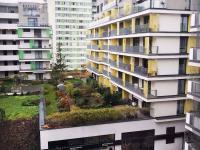 balkon Počernická - Prodej bytu 3+kk v osobním vlastnictví 108 m², Praha 10 - Malešice