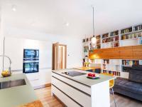 Ostrov - Prodej bytu 3+kk v osobním vlastnictví 108 m², Praha 10 - Malešice