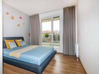 Ložnice - Prodej bytu 3+kk v osobním vlastnictví 108 m², Praha 10 - Malešice