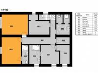 Prodej domu v osobním vlastnictví, 425 m2, Praha 5 - Smíchov