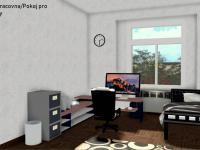 vizualizace možného budoucího stavu - Prodej bytu 3+1 v osobním vlastnictví 100 m², Praha 8 - Karlín