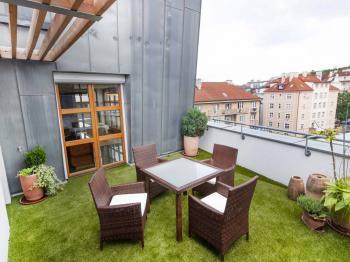 Pronájem bytu 4+kk v osobním vlastnictví 158 m², Praha 5 - Smíchov