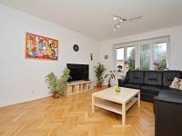Obývací pokoj - další fotografie - Prodej bytu 3+1 v osobním vlastnictví 87 m², Praha 6 - Dejvice