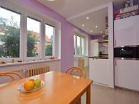 Kuchyně - další fotografie - Prodej bytu 3+1 v osobním vlastnictví 87 m², Praha 6 - Dejvice