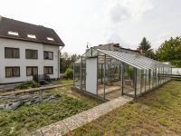 zahrada a dům se skleníkem - Prodej domu v osobním vlastnictví 430 m², Jihlava