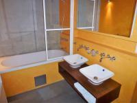 Koupelna - Pronájem bytu 2+kk v osobním vlastnictví 52 m², Praha 9 - Vysočany