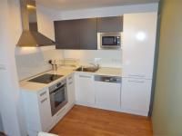 Kuchyňský kout - Pronájem bytu 2+kk v osobním vlastnictví 52 m², Praha 9 - Vysočany