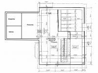 podkroví - Prodej domu v osobním vlastnictví 182 m², Běštín