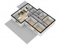 Prodej domu v osobním vlastnictví, 112 m2, Přestanov