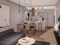 Prodej bytu 2+kk v osobním vlastnictví 64 m², Praha 9 - Libeň