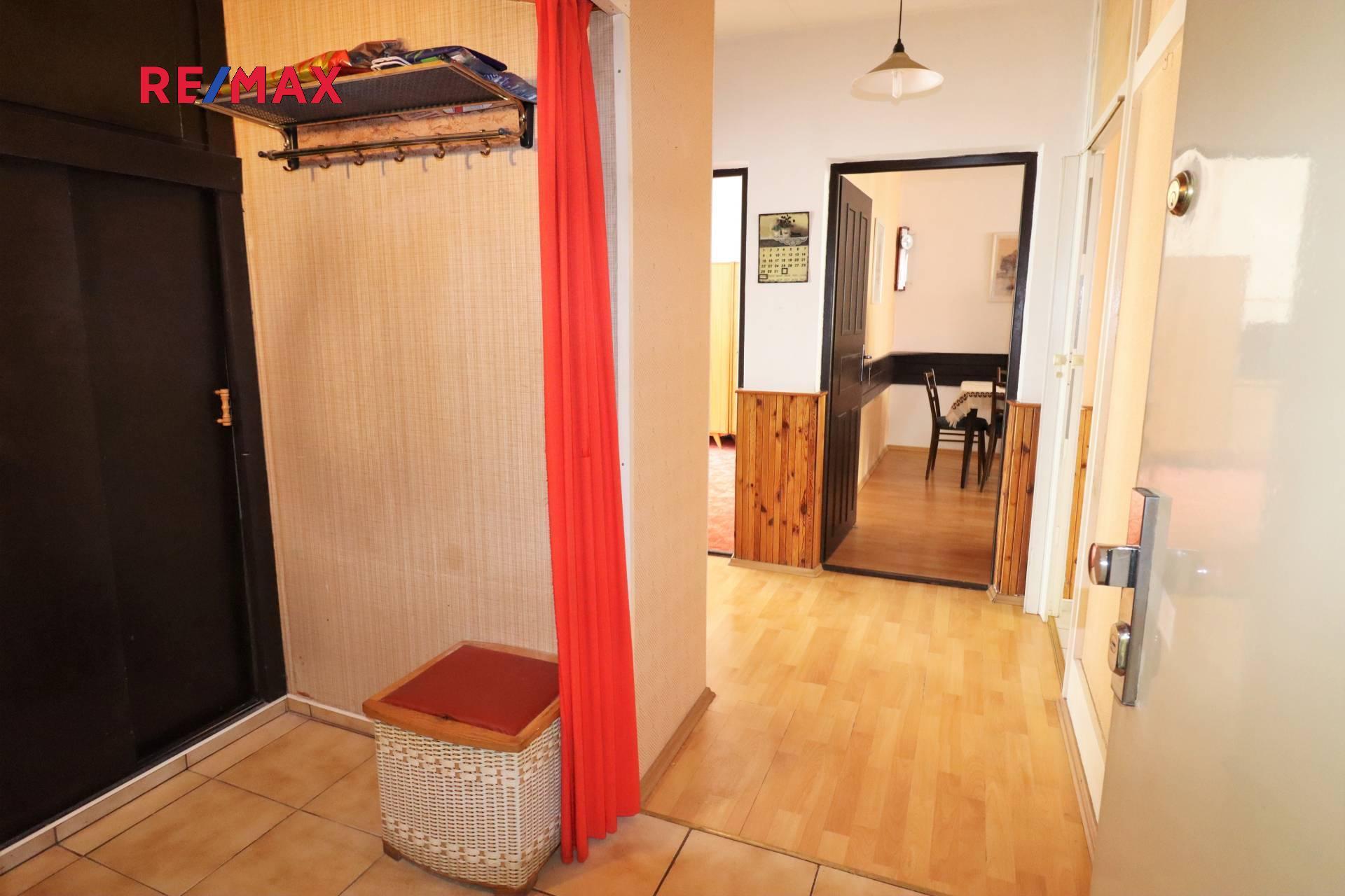 Byt 3+1 na prodej, Praha 10 (Hostivař)
