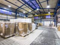 Pronájem skladovacích prostor 1100 m², Tuchlovice