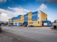 Pohled na budovu (Pronájem kancelářských prostor 36 m², Kladno)