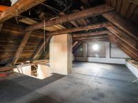 Půda (Prodej domu v osobním vlastnictví 127 m², Kladno)