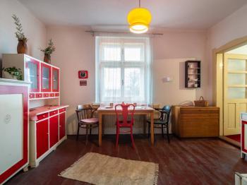 Kuchyně - Prodej domu v osobním vlastnictví 52 m², Smečno