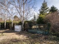 Vjezd na pozemek - Prodej domu v osobním vlastnictví 52 m², Smečno