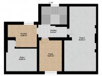 3.NP - Prodej domu v osobním vlastnictví 419 m², Kladno