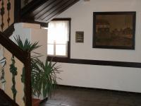 Hlavní chodba přízemí (Prodej hotelu 1500 m², Mikulášovice)