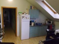 Kuchyňka v patře (Prodej komerčního objektu 376 m², Želenice)