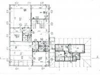 Půdorys 1. patro (Prodej domu v osobním vlastnictví 1500 m², Mikulášovice)