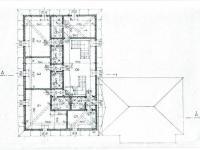 Půdorys 2. patro (Prodej domu v osobním vlastnictví 1500 m², Mikulášovice)