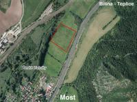 Prodej pozemku 29606 m², Obrnice
