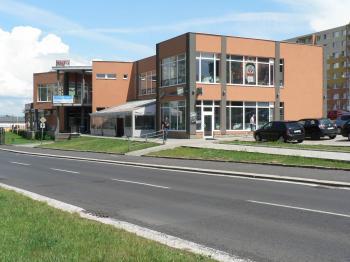 Pronájem obchodních prostor 16 m², Most