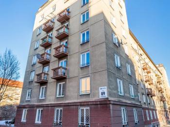 Prodej bytu 1+1 v osobním vlastnictví 35 m², Most