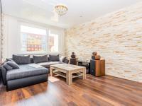 obývací pokoj - Prodej bytu 2+kk v družstevním vlastnictví 40 m², Most