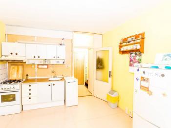 kuchyň - Prodej bytu 1+1 v osobním vlastnictví 35 m², Jirkov