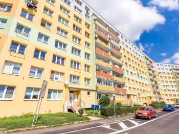 Pronájem bytu 2+1 v osobním vlastnictví 54 m², Most
