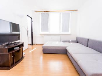 obývací pokoj - Pronájem bytu 1+1 v osobním vlastnictví 26 m², Most