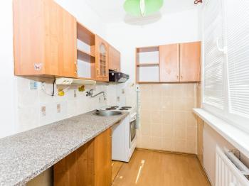 kuchyň - Pronájem bytu 1+1 v osobním vlastnictví 26 m², Most