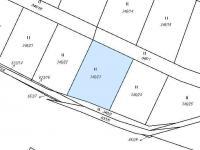 Prodej pozemku 1027 m², Jirkov