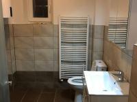 Zrekonstruovaná koupelna s WC (Prodej domu v osobním vlastnictví 388 m², Skalná)