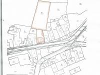 Mapa - Skalná (Prodej domu v osobním vlastnictví 388 m², Skalná)