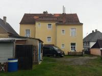 Pohled ze zahrady (Prodej domu v osobním vlastnictví 388 m², Skalná)