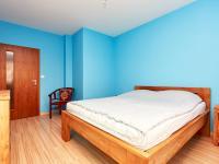 Ložnice (Prodej bytu 3+kk v osobním vlastnictví 80 m², Praha 10 - Štěrboholy)