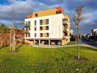 Exteriér domu (Prodej bytu 3+kk v osobním vlastnictví 80 m², Praha 10 - Štěrboholy)