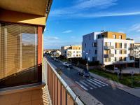 Balkón (Prodej bytu 3+kk v osobním vlastnictví 80 m², Praha 10 - Štěrboholy)