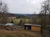 Pohled na Šibeniční vrch (Prodej pozemku 526 m², Mnichovice)
